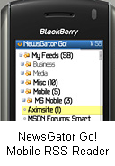 Newsgator RSS For Your Smartphone