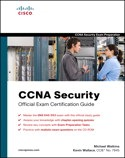 New CCNA Security, Wireless and Voice Guides