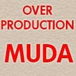 MUDA-Overproduction