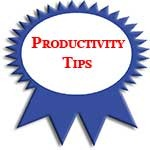 Productivity-Tips